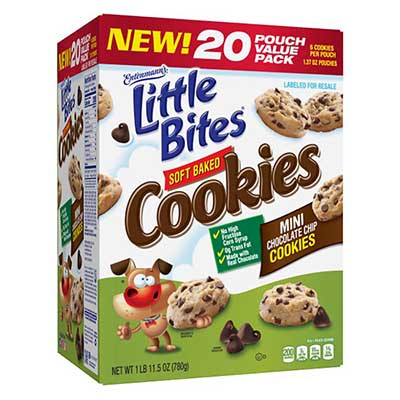 Free Little Bites Product for Winners