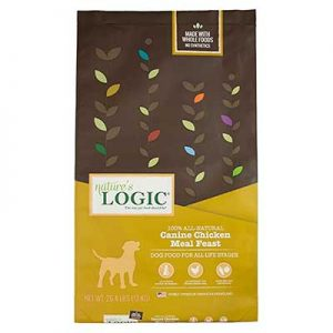 Free Nature's Logic Dog or Cat Food Coupon