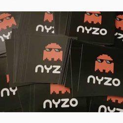 Free Nyzo Stickers
