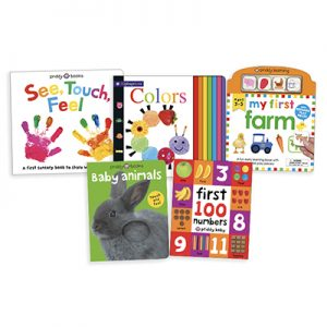 Free Priddy Books Early Learning Collection from Moms Meet