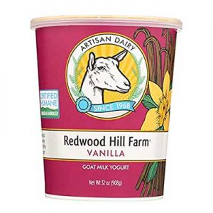Free Redwood Hill Farm Yogurt Coupon