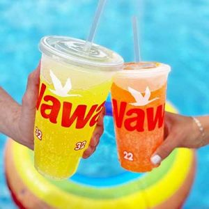 Free Fountain Drink at Wawa