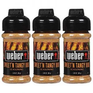 Free Weber Seasonings Sample