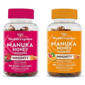 Free Manuka Honey Gummies from Moms Meet