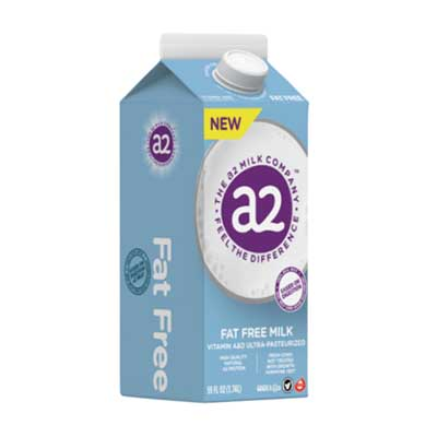Free No Fat A2 Milk from Social Nature