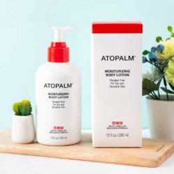 Free Atopalm Body Lotion from 08liter