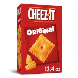 Free $5 Cheez-It Credit and $5 Amazon Prime Video Credit