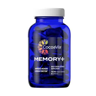 Free CocoaVia Memory Supplement from Social Nature