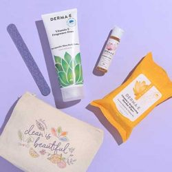 Free Derma E Skincare Products