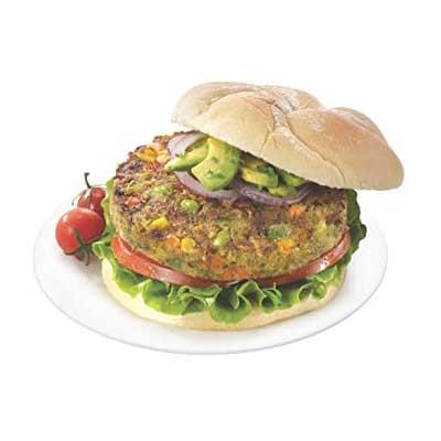 Free Dr. Praeger's Plant-Based Burger from Social Nature