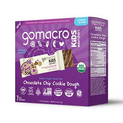 Free GoMacro Kids MacroBars from Moms Meet