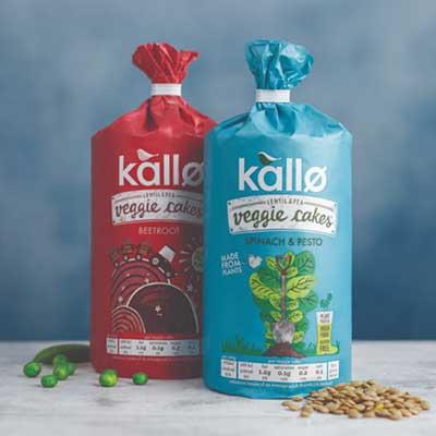 Free Kallo Veggie Cake Samples from BzzAgent