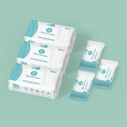 Free KubWipes Cotton Dry Wipes