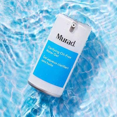 Free Murad Skincare Clarifying Water Gel for Winners