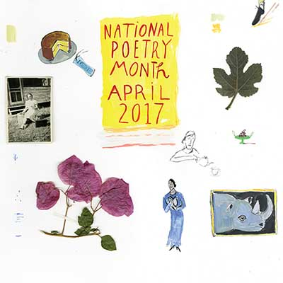 Free 2021 National Poetry Month Poster