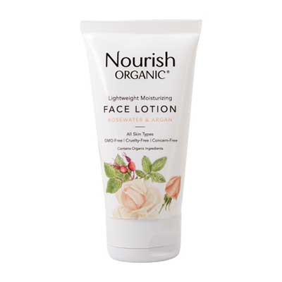 Free Nourish Organic Face Lotion from Social Nature