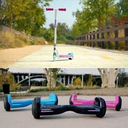 Free Electric Scooter or Hoverboard from Tryazon