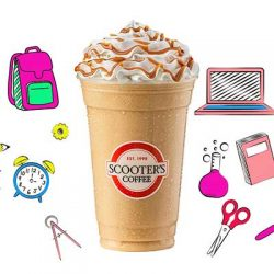 Free Drink for Teachers at Scooter's Coffee