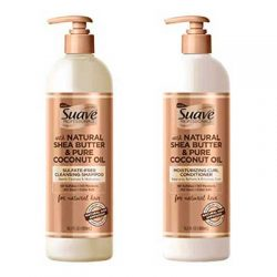 Free Suave Haircare Samples