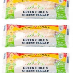 Free Green Chile & Cheese Tamale from Social Nature