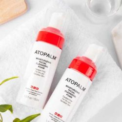 Free Atopalm Facial Cleanser from 08liter