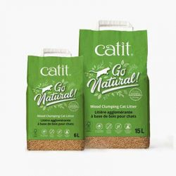 Free Go Natural Cat Litter from Catit