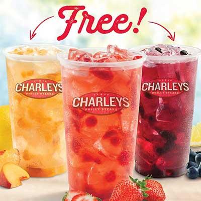 Free Drink at Charleys