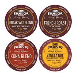 Free Don Francisco Coffee Pods from Freeosk