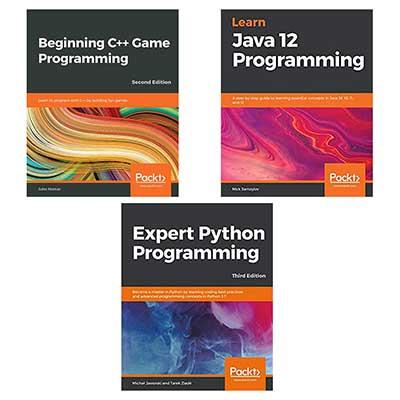 Free C++, Java and Python Coding eBooks