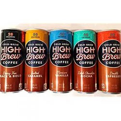 Free High Brew Coffee Coupon