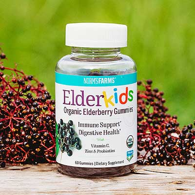 Free ElderKids Elderberry Gummies from Moms Meet