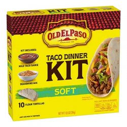 Free Old El Paso Taco Kit and More at Publix