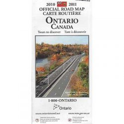 Free Road Map of Ontario