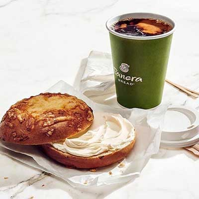 Free Month of Panera Bread Coffee and Baked Good