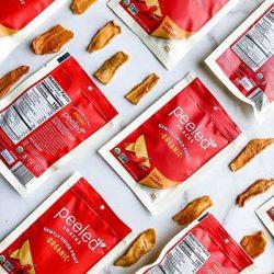 Free Peeled Snacks Chili Mango Bag