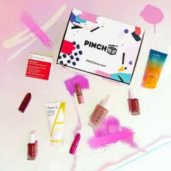 Free Sample Box from PinchMe