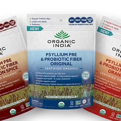 Free Psyllium Probiotic Fiber, Notebooks, Bags from Tryazon