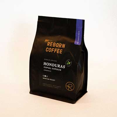 Free Reborn Coffee Sample