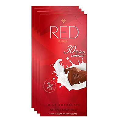 Free Red Chocolate Bar Coupon