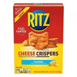 Free Ritz Cheese Crispers and More from Freeosk