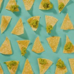 Free Chips and Guacamole at Rubio's