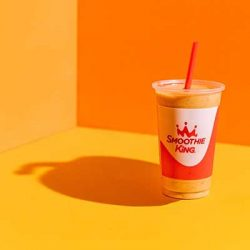 Free Pumpkin Smoothie at Smoothie King