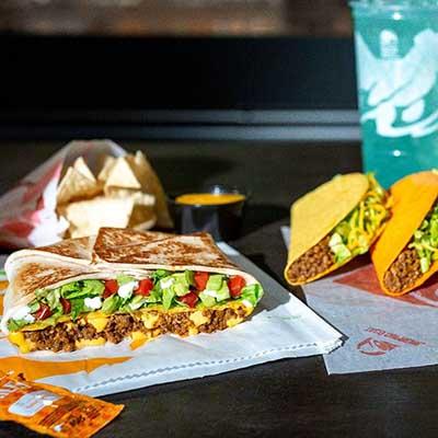 Free Taco at Taco Bell