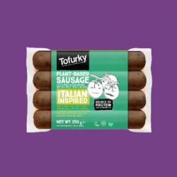 Free Tofurky Italian Sausage for Testers