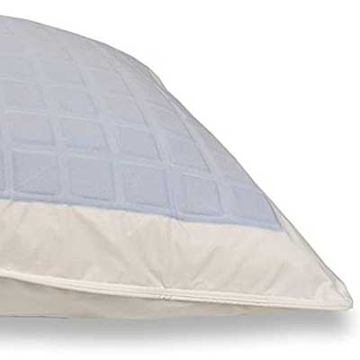Free Twovet Cooling Pillow Cover for Reviewers