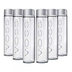Free Bottle of VOSS Water