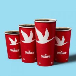 Free Coffee at Wawa