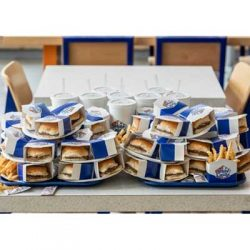 Free Combo Meal at White Castle