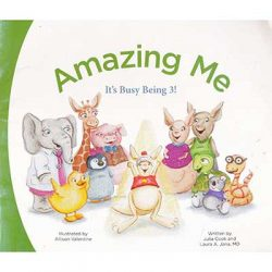 Free Amazing Me - It's Busy Being 3 Book