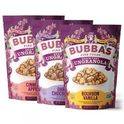 Free Bubba's Foods Product